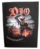 Dio - 'Holy Diver' Giant Backpatch